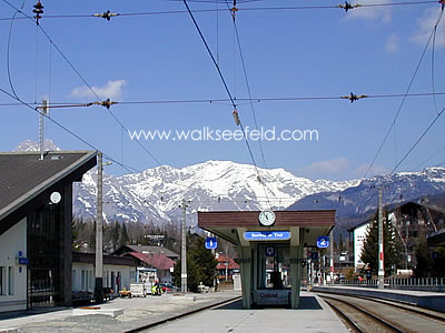 Seefeld train station