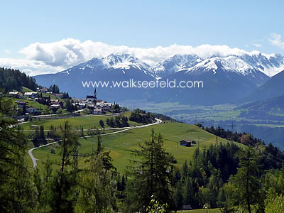 Reith bei Seefeld in the Austrian Tyrol